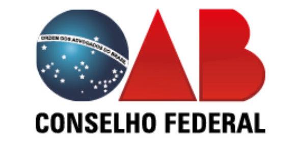 Imagem do logo da O A B   Conselho federal.