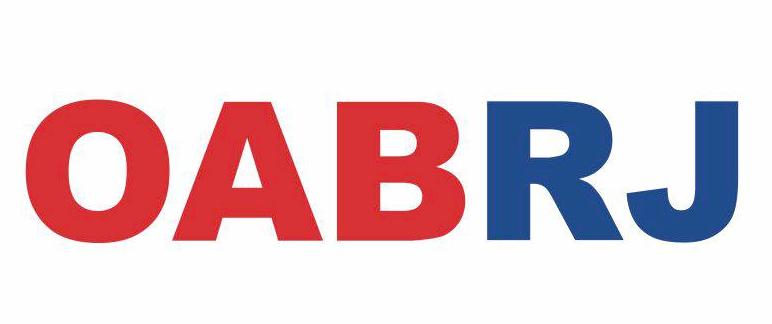Imagem do logo da O A B Rio de Janeiro